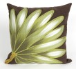 Product Image of Chocolate, Green, White (4168-19) Outdoor / Indoor pillow