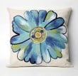 Product Image of Outdoor / Indoor Aqua, Blue, Green, White (3149-04) pillow