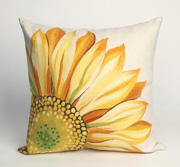 Yellow, Green (3216-09) Outdoor / Indoor pillow