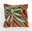 Product Image of Green, Red, White (4202-06) Outdoor / Indoor pillow