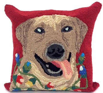 Front Porch Pillows Happy Holidays pillow