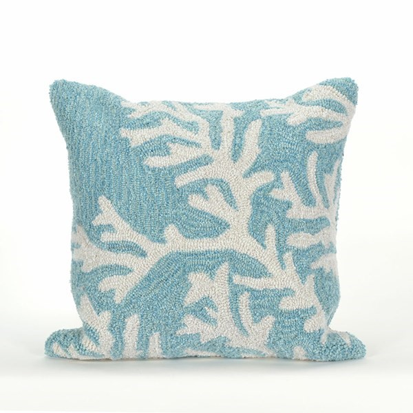 Aqua (1620-04) Outdoor / Indoor pillow