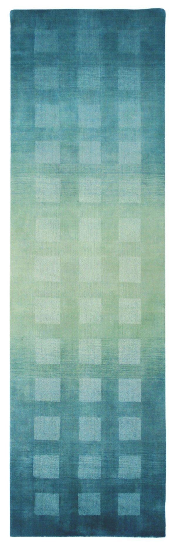 Aqua (7251-04) Contemporary / Modern Area Rug