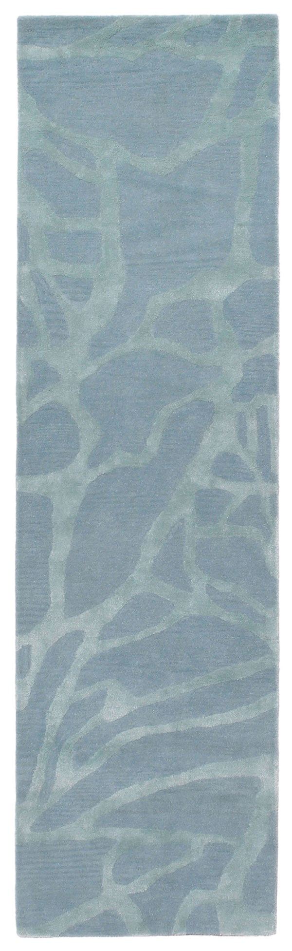 Blue (9303-11) Transitional Area Rug