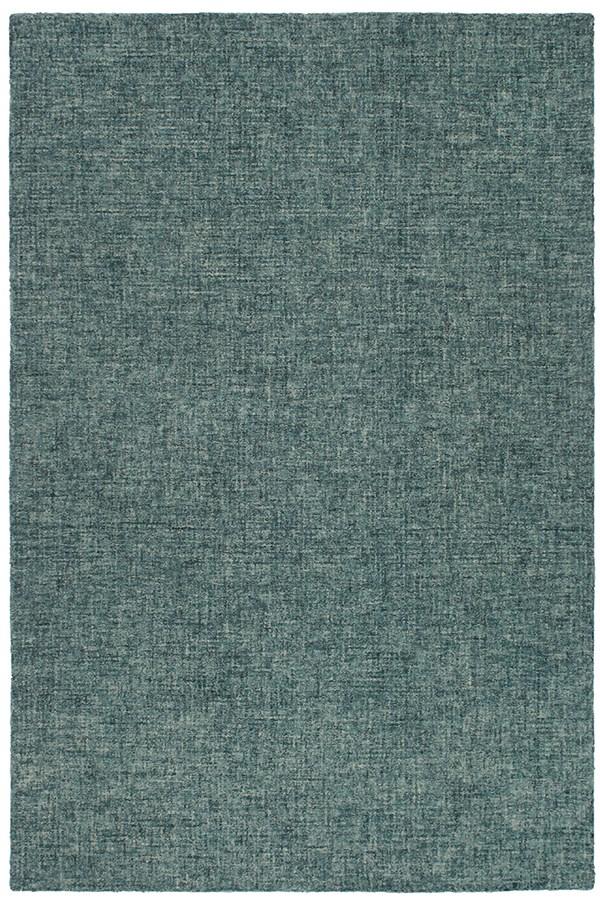 Teal (9503-04) Solid Area Rug