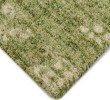 Product Image of Green (9503-06) Solid Area Rug