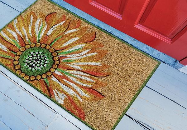 Liora Manne Natura Sunflower Rugs