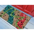 Product Image of Natural, Teal, Pink (2216-44) Outdoor / Indoor Area Rug