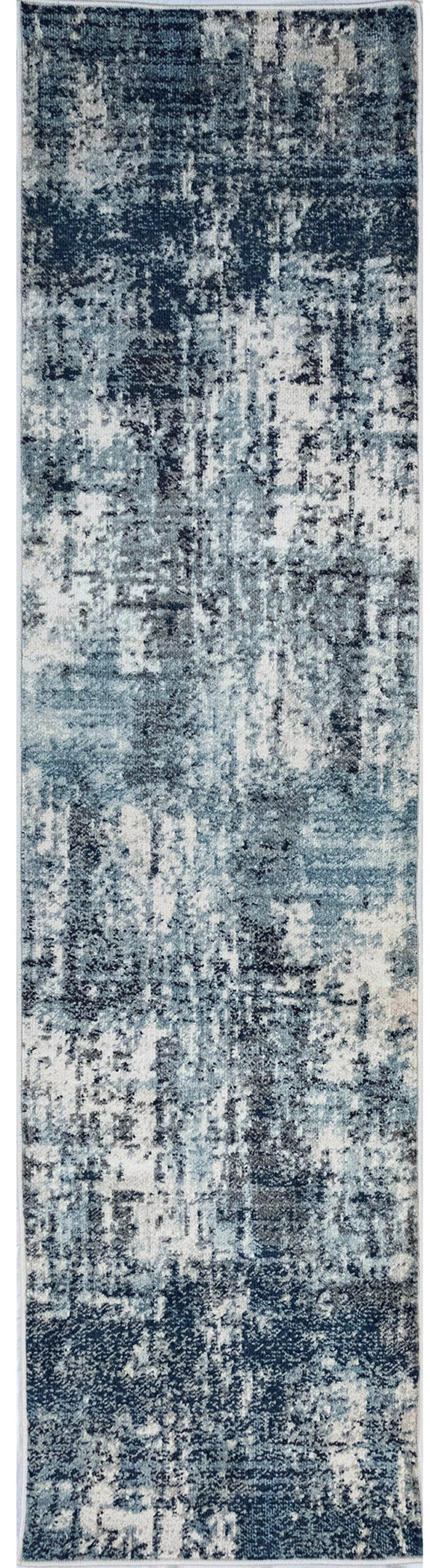 Carbon (6355-47) Abstract Area Rug