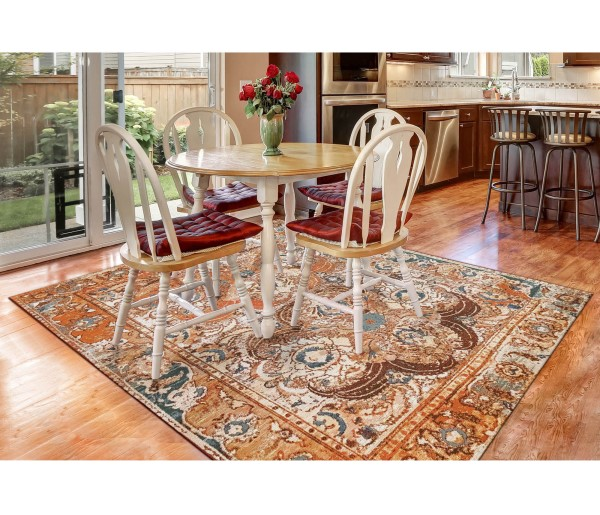 Amber (8044-09) Outdoor / Indoor Area Rug