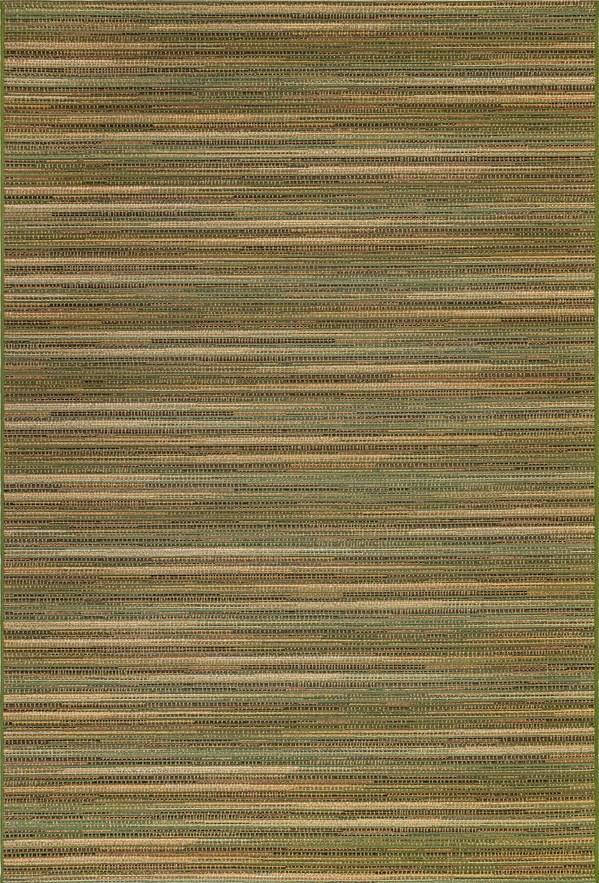 Green (8052-06) Outdoor / Indoor Area Rug