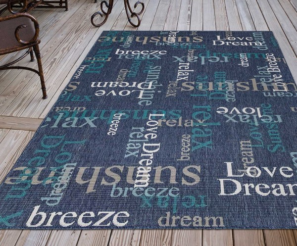 Liora Manne Riviera Happy Words Rugs Rugs Direct