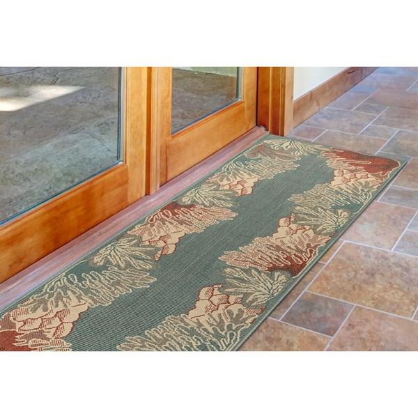 Ocean (7638-04) Outdoor / Indoor Area Rug
