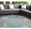 Product Image of Aqua (7638-94) Outdoor / Indoor Area Rug