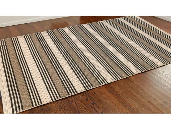 Tan (7640-12) Outdoor / Indoor Area Rug