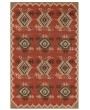 Product Image of Outdoor / Indoor Red (7645-24) Area Rug