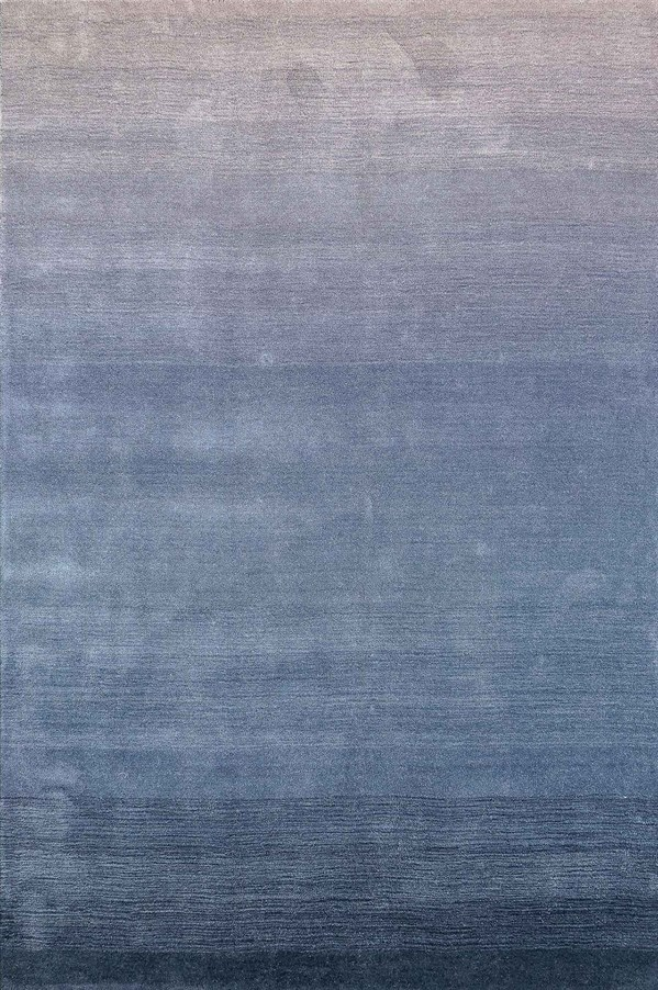 Navy (33) Contemporary / Modern Area Rug