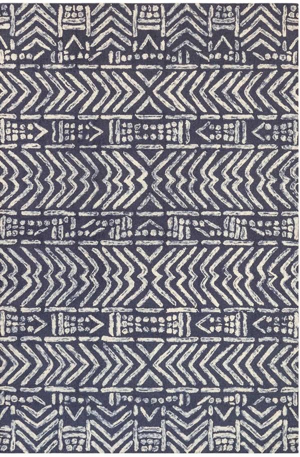 Denim (7880-33) Moroccan Area Rug