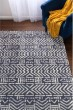 Product Image of Denim (7880-33) Moroccan Area Rug