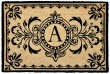 Product Image of Outdoor / Indoor Black, Natural (9004-48A) Area Rug