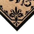 Product Image of Black, Natural (9004-48H) Outdoor / Indoor Area Rug