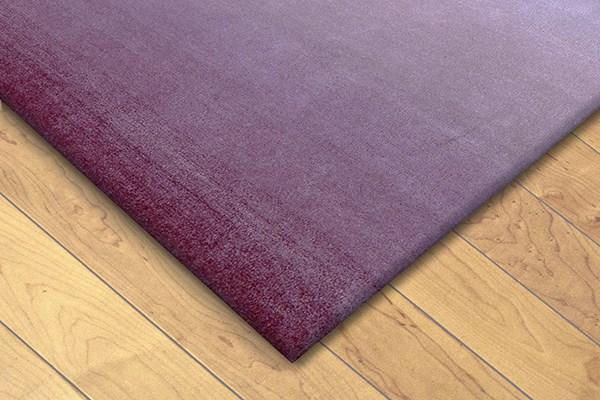 Purple (9663-49) Contemporary / Modern Area Rug