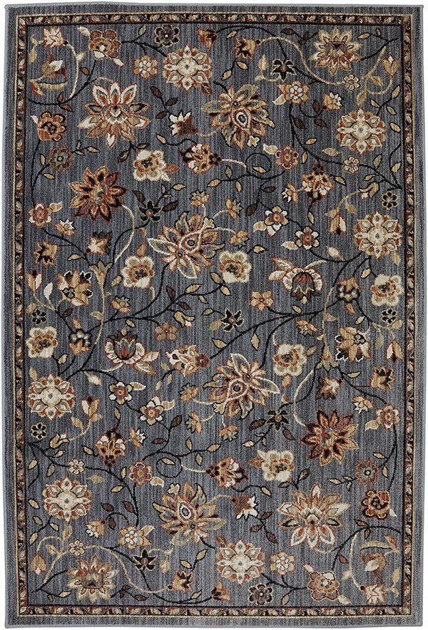 Abyss Blue (90296-880)  Area Rug