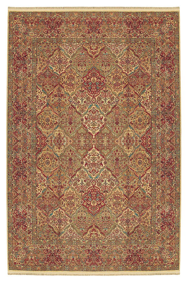Beige (719) Traditional / Oriental Area Rug