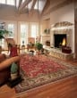 Product Image of Red (15002) Traditional / Oriental Area Rug