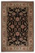 Product Image of Traditional / Oriental Black (15006) Area Rug