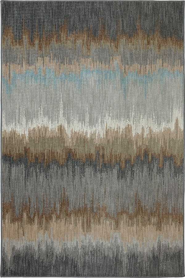 Abyss Blue (90261-880) Transitional Area Rug