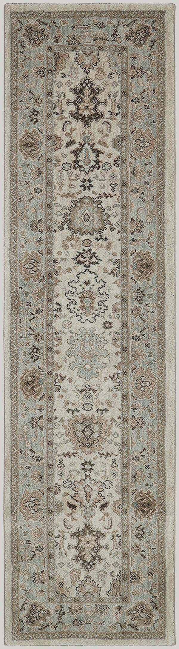 Cream (90639-70031) Traditional / Oriental Area Rug