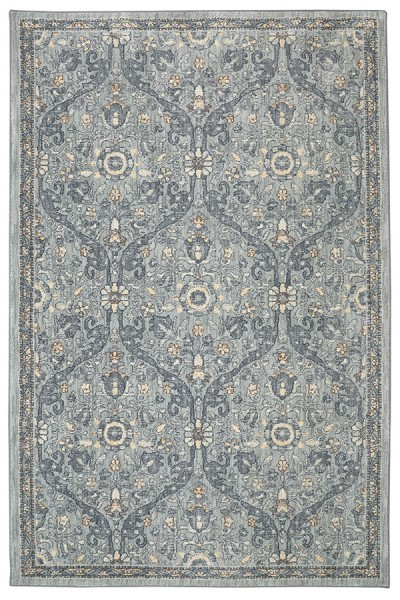 Willow Gray (90647-90075) Traditional / Oriental Area Rug