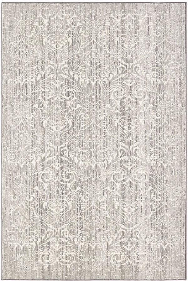 Willow Grey, Bone White (91195-90075) Vintage / Overdyed Area Rug