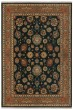 Product Image of Navy, Red, Burnt Orange (00990-14600) Traditional / Oriental Area Rug