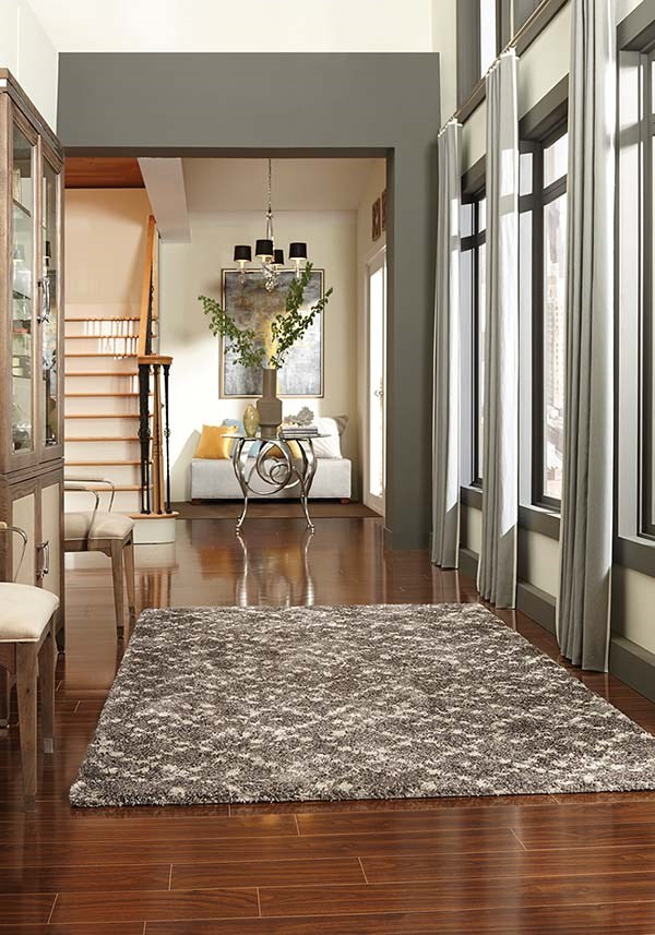Taupe, Cream (RG955-347) Transitional Area Rug