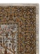 Product Image of Brown, Cream (90659-70038) Traditional / Oriental Area Rug