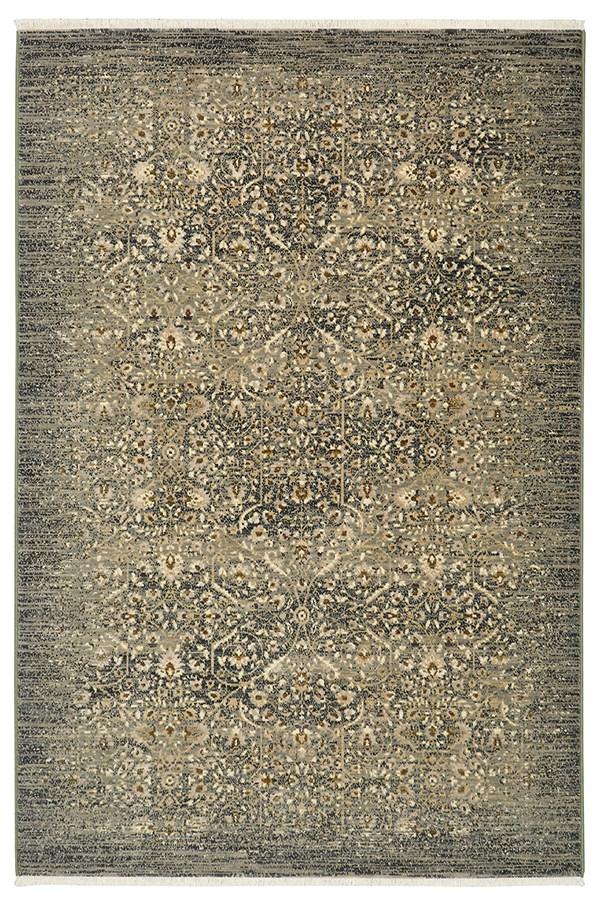 Slate (16006) Traditional / Oriental Area Rug