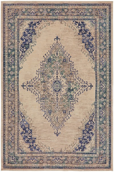 Indigo (90961-50134) Traditional / Oriental Area Rug