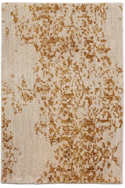 Brushed Gold (90953-20047) Vintage / Overdyed Area Rug