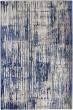 Product Image of Periwinkle, Indigo, Antique White (91221-50134) Contemporary / Modern Area Rug