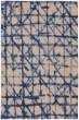 Product Image of Contemporary / Modern Indigo (90969-50134) Area Rug