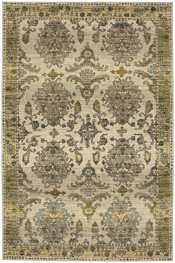 Natural (91519-70032) Traditional / Oriental Area Rug
