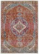 Product Image of Traditional / Oriental Curry, Hibiscus, Grey (25001) Area Rug