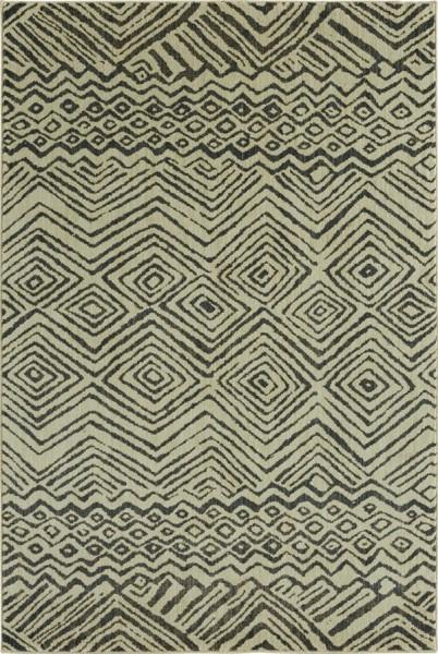 Beige, Denim, Taupe (70033) Contemporary / Modern Area Rug