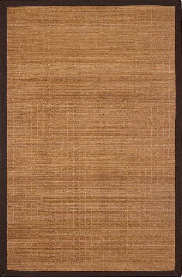 Brown, Natural Natural Fiber Area Rug