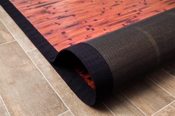 Mahogany Natural Fiber Area Rug