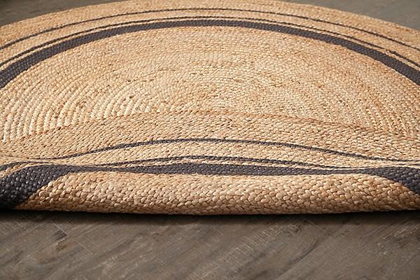 Tan, Gold, Grey (AMB-0364) Rustic / Farmhouse Area Rug