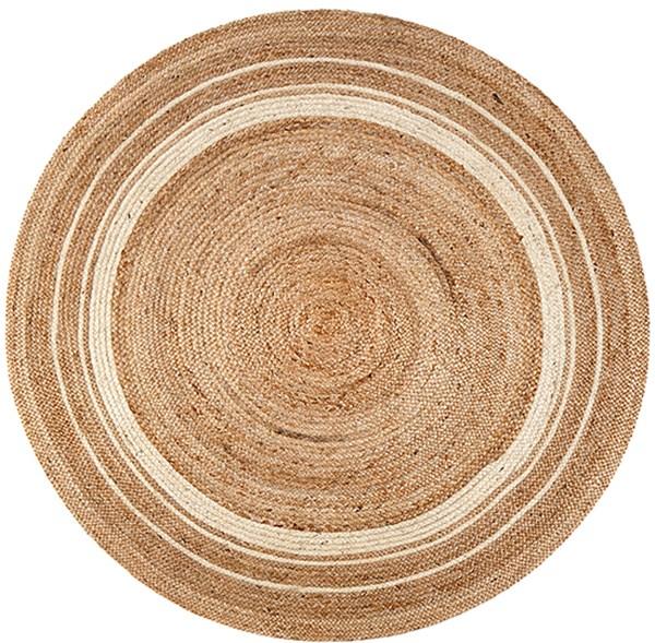 Beige, Tan, Ivory (AMB-0362) Rustic / Farmhouse Area Rug