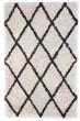 Product Image of Shag Ivory, Graphite Grey (AMB0657) Area Rug